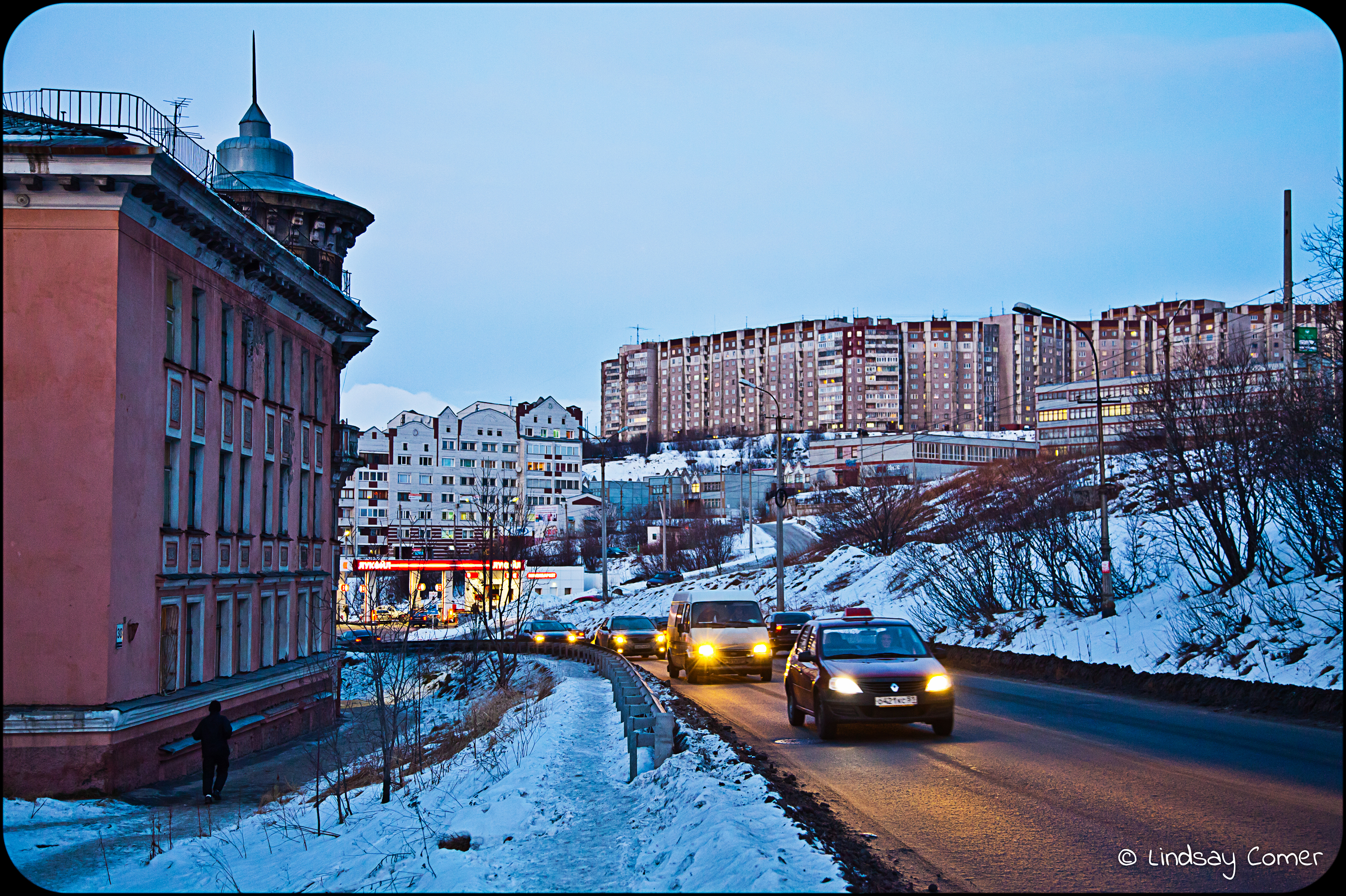 Murmansk Russia Part Two The Aura Of Industrialization Life In Russia