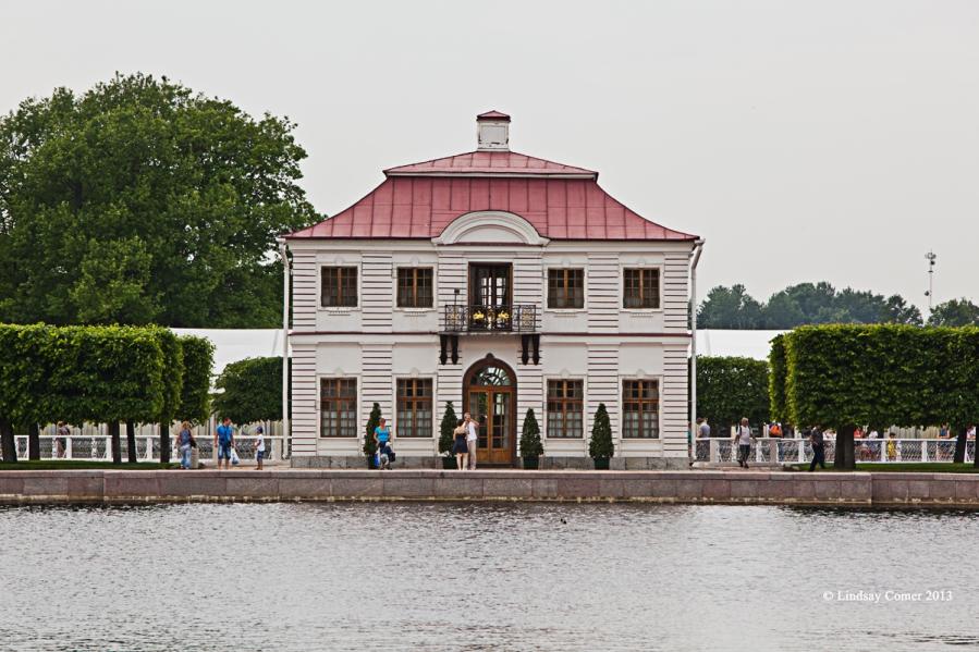 The Marli Palace.